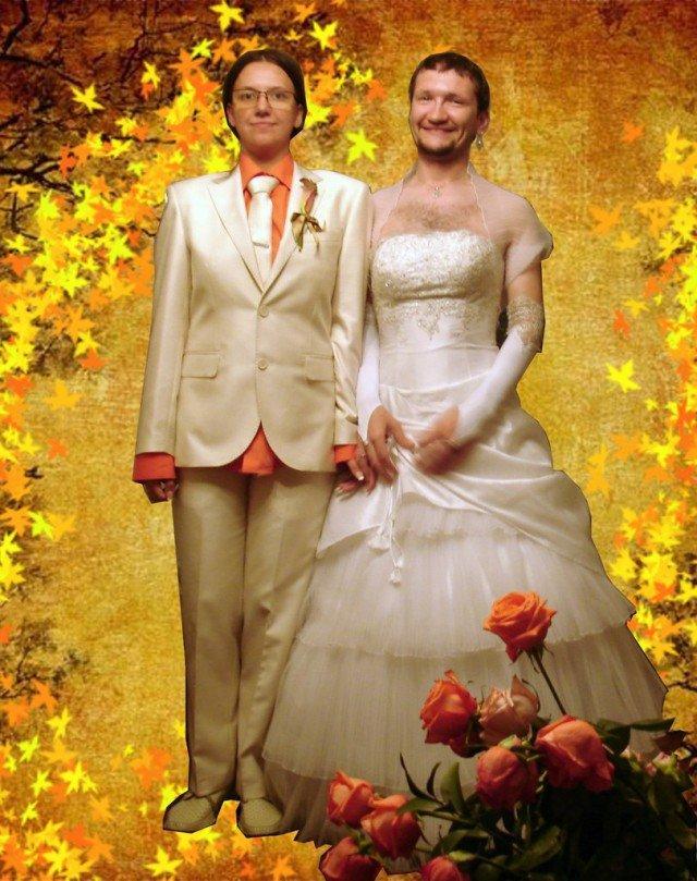которая сейчас эпичные свадебные фото играл