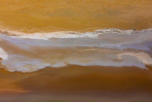 Фотограф задался целью сфотографировать все австралийские пустыни с высоты птичьего полёта (13 фото)