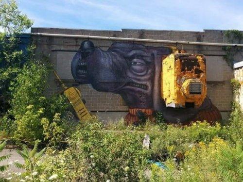 24 примера блестящего вандализма