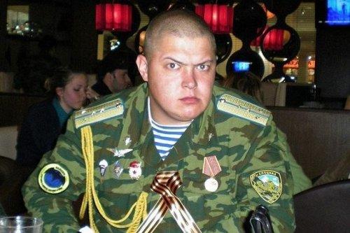 Бывший командир спецназа сменил работу (4 фото)
