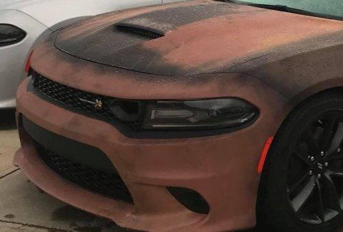 """Dodge Charger с лучшей """"противоугонной"""" системой (5 фото)"""