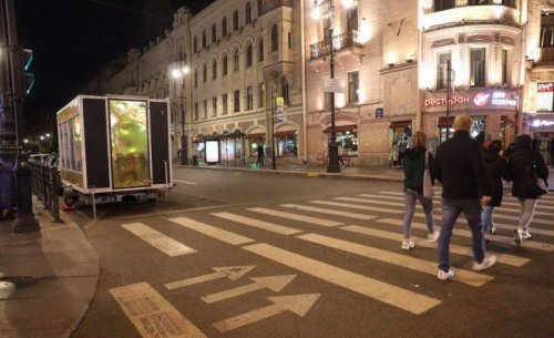 В Питере сдается прицеп в аренду (4 фото)