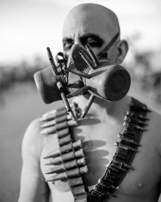 Незабываемый фестиваль поклонников фильма 'Безумный Макс' (25 фото)