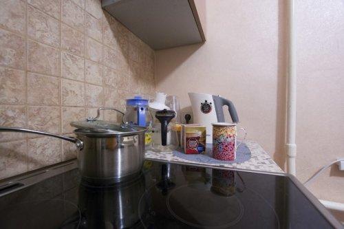 Другой взгляд на обычную кухню (4 фото)