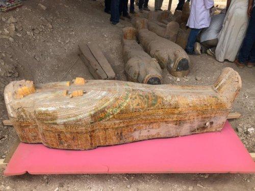 Уникальная находка в Египте