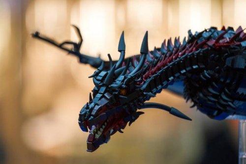 Потрясающие конструкции из LEGO (26 фото)