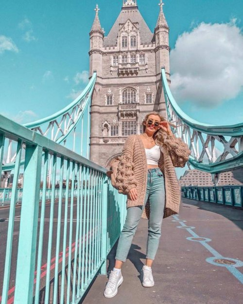 Европейские достопримечательности в Instagram и в реальности (22 фото)