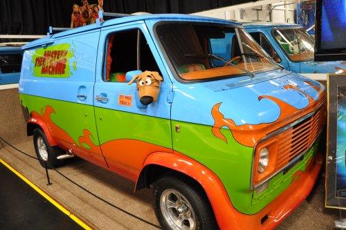 Знаменитые колеса и многое другое: выставка Volo Auto Museum в Иллинойсе (9 фото)