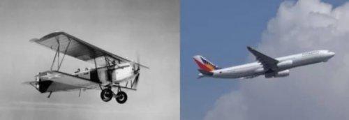 22 фотографии, которые показывают, как изменился мир за 100 лет