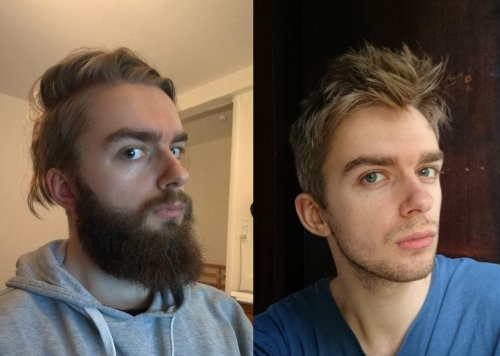 Борода полностью меняет человека (15 фото)