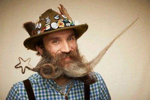 16 фотографий самых крутых образов с чемпионата среди усачей и бородачей
