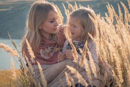 Стих про маму от дочки до слез