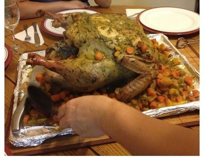 Готовим 'буэ', или Когда готовка ─ не твой конёк (28 фото)