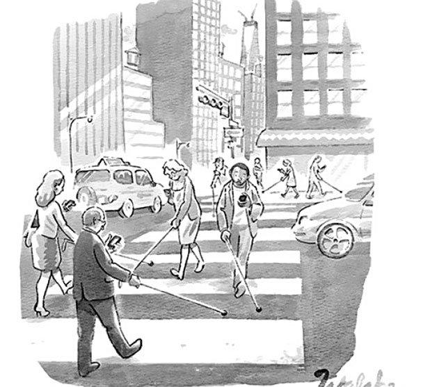 Цифровая зависимость современного общества (8 фото)