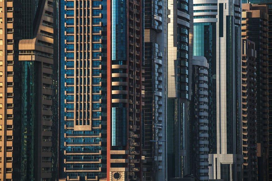 Архитектурный хаос и симметрия городов мира в фотографиях Райана Купма