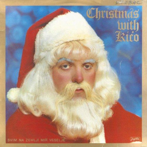 Нелепые старые рождественские обложки пластинок (21 фото)