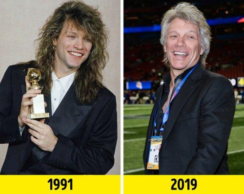 Как сегодня выглядят певцы и певицы 1990-х (13 фото)