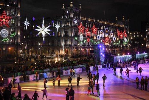 Праздничная иллюминация в городах мира (18 фото)