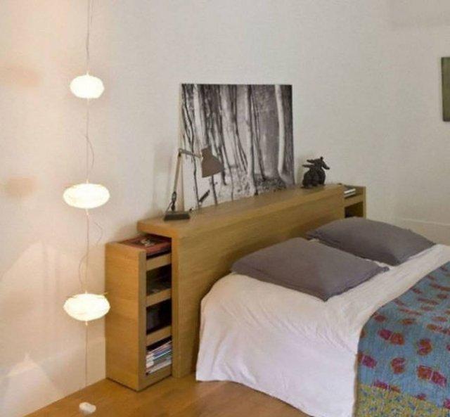 28 крутых дизайнерских решений для владельцев малогабаритных квартир