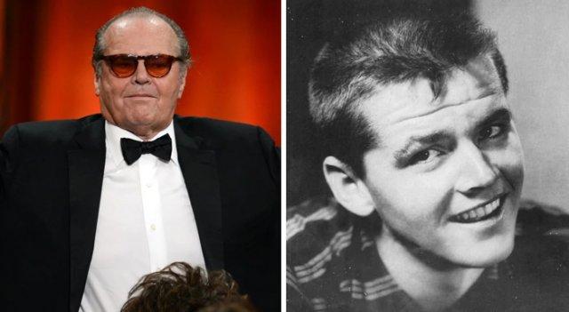 Знаменитые актёры, которых мало кто видел молодыми (17 фото)