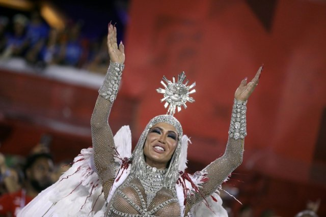 Бразильский карнавал-2020 (26 фото)