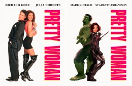Художник поместил марвеловских персонажей на постеры известных фильмов (12 фото)