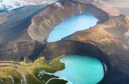 Потрясающие аэрофотоснимки Исландии (9 фото)