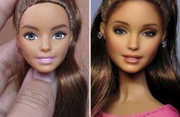 Мексиканский художник превращает кукол в реалистичные модели знаменитостей и популярных персонажей (19 фото)