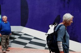 Необычные и забавные уличные фотоиллюзии Андимоса Нтангаса (28 фото)