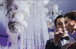 Самый необычный свадебный торт из всех, которые вы видели (4 фото + видео)