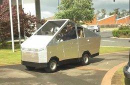 Самые странные и необычные автомобили, которые можно встретить на дорогах (20 фото)