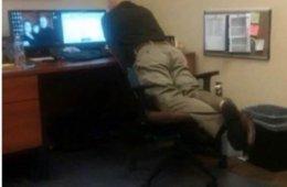 Рабочие приколы и казусы (18 фото)