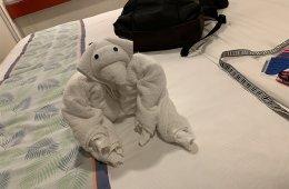 Забавные фигурки из полотенец, которыми горничные отелей встречают своих постояльцев (30 фото)