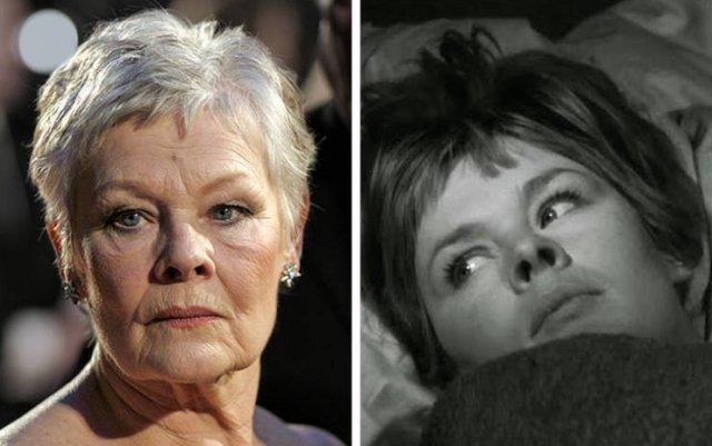 Знаменитые актрисы тогда и сейчас (20 фото)