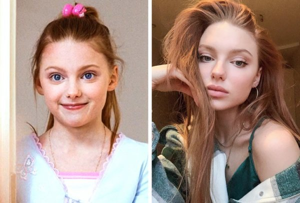 Как сейчас выглядят актёры, которые совсем юными сыграли в известных фильмах и сериалах (14 фото)