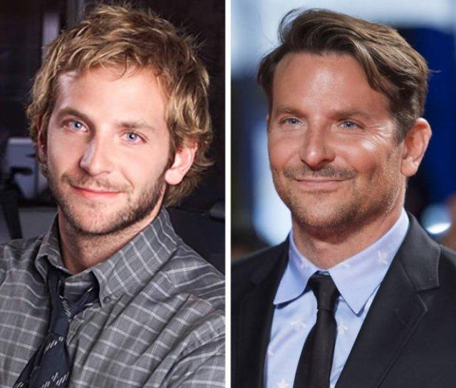 Как со временем изменились знаменитые голливудские актёры (15 фото)