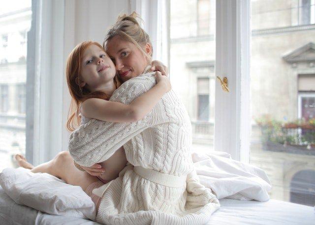 Поздравление маме с днем рождения дочки