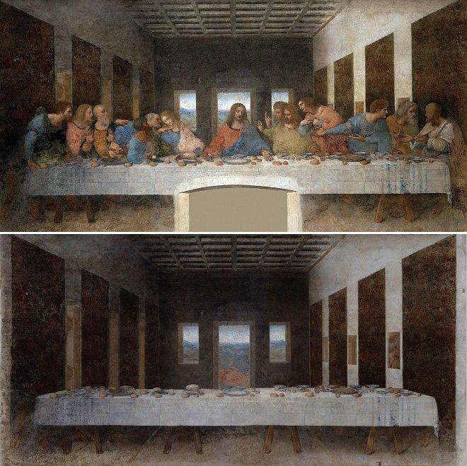 Испанский художник показал, какими получились бы классические картины,