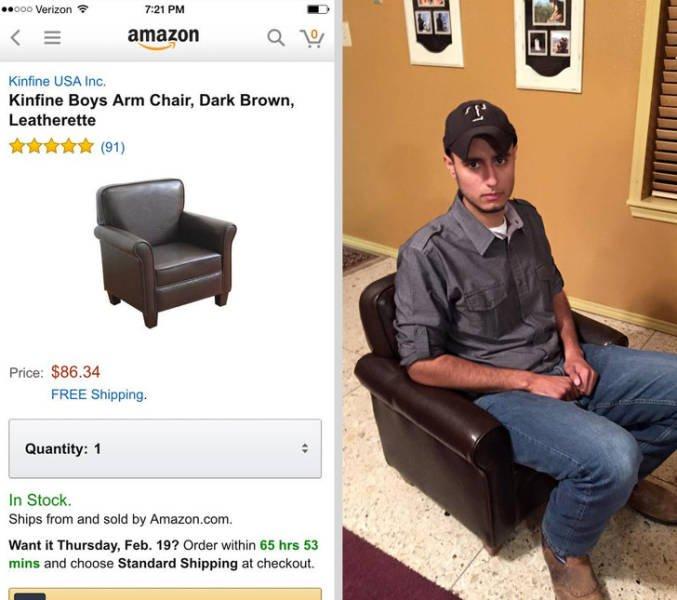 15 разочаровательных онлайн-покупок