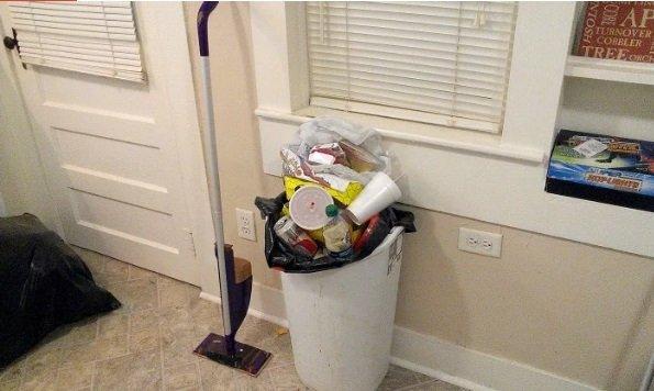 ТОП-10: Самые грязные места в доме