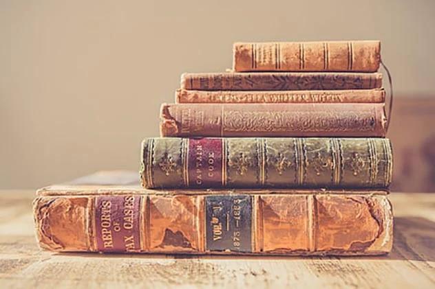Топ-10: Захватывающие факты про книги