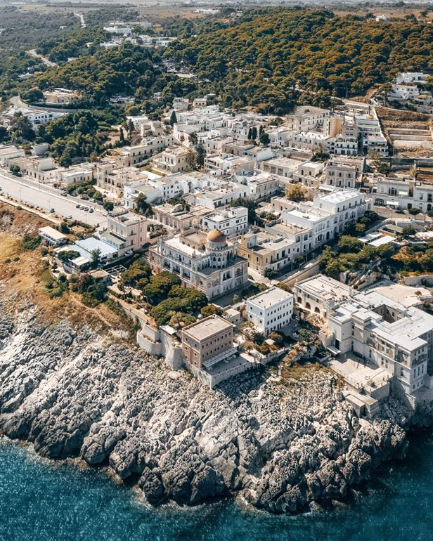Красота Италии с высоты птичьего полёта (14 фото)