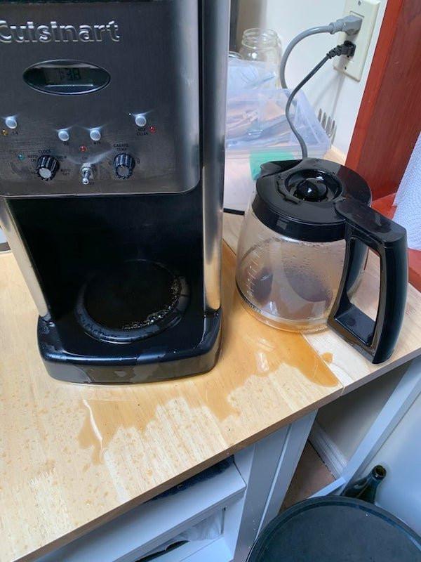 Когда утро начинается не с кофе