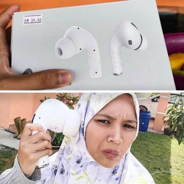 Ожидания vs. реальность: разочаровательные онлайн-покупки (14 фото)