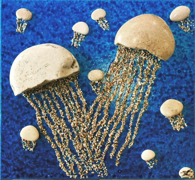 Каменные картины Стефано Фурлани