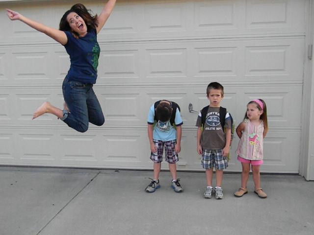 Кто больше всех радуется началу учебного года?