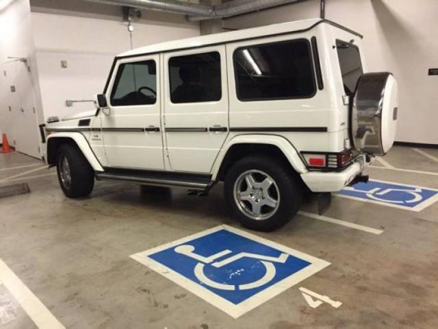«Гении» парковки