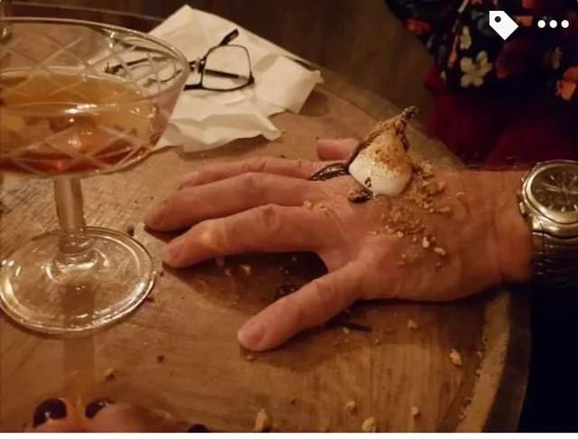 Очередная порция примеров безбашенной подачи блюд. ФОТО