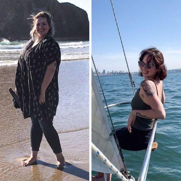 Захотели и похудели (31 фото)