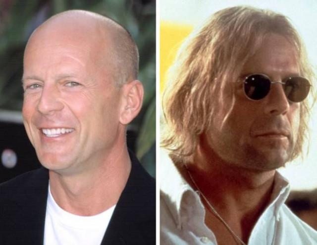 17 голливудских актёров, которые однажды примерили на себя образ длинноволосых красавцев